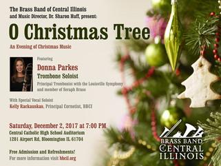 """O Christmas Tree"" December Concert"