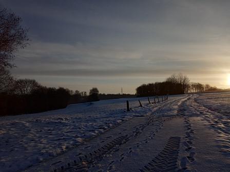 L'hiver ou le temps du repos