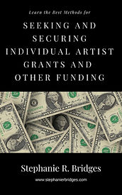 Seeking and Securing Grants Book Cover.j