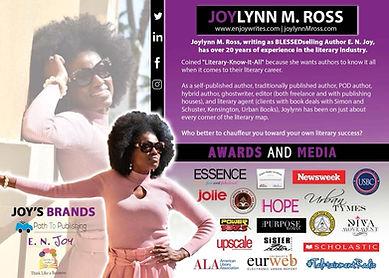 Joylynn Ross 2018 Digital Business Card.