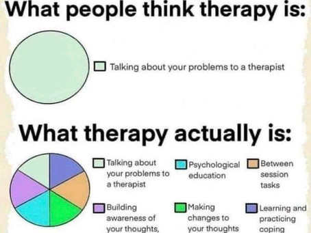 What Therapy Is