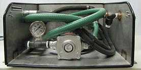 PT6500XLFM Pre-Wet Pump - Inside View
