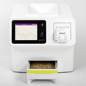 Sgrain front analyzer