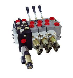 PVC3000 hydraulic valve block