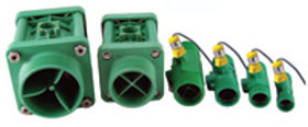 Poly Flow Meters