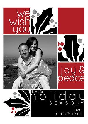 wish of joy & peace