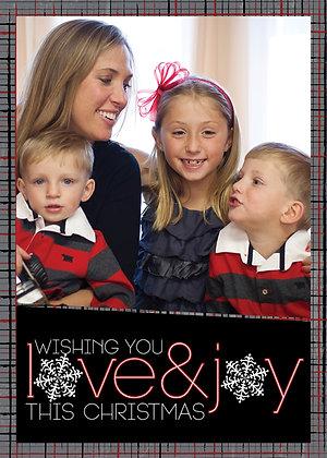 christmas love and joy