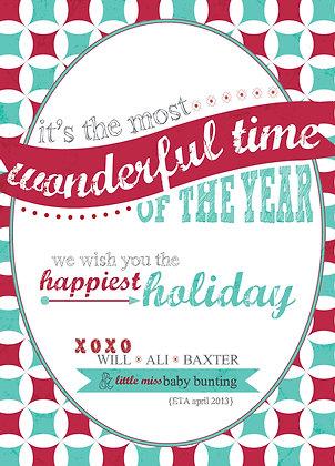 most wonderful holiday