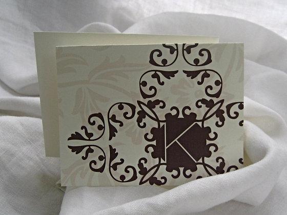 "flourish letter ""k"""