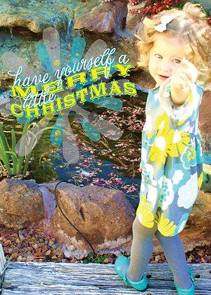 yellow christmas starburst