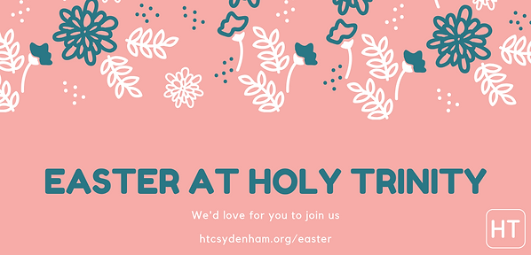 Easter Service Holy Trinity Sydenham and