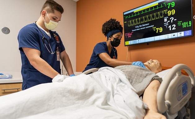 UF Nursing Opens Leading-edge Simulation and Learning Lab