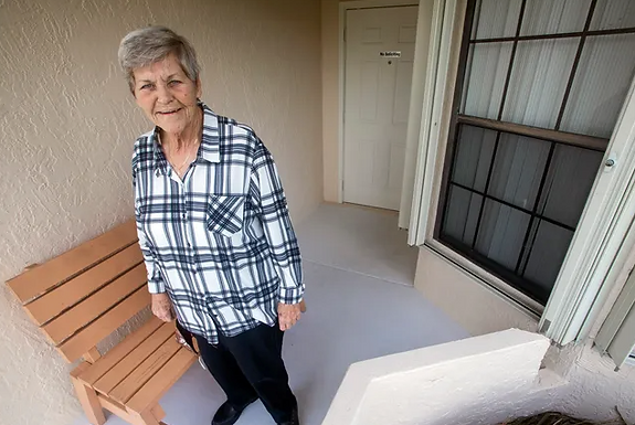 """""""They allowed me to stay in my home"""": Habitat for Humanity Program Makes Repairs for Area Seniors"""