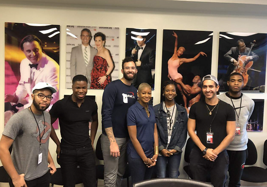 Arsht Center's Technical Theater Apprenticeship Program Continues Hands -on Career Training