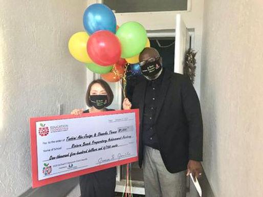 Education Foundation Awards $116K in Teacher Grants