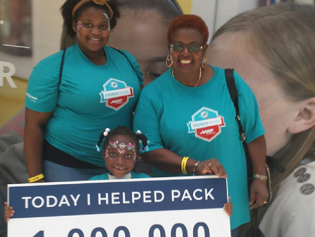 2nd Annual AARP Foundation: Pack One Million Meals