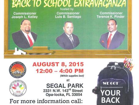 ESE Back to School Extravaganza
