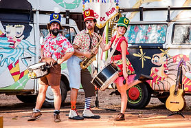 Trio Malabarístico - Banda Xinfrim _ fot