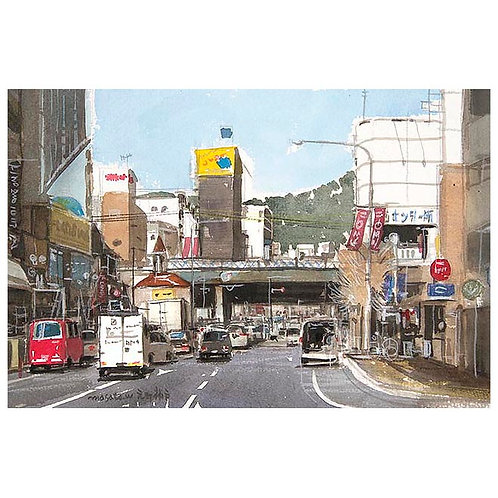 3003-神戸JR元町駅前