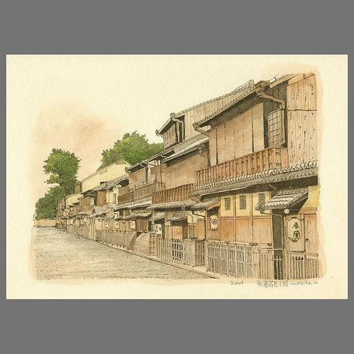 E京都祇園花見小路
