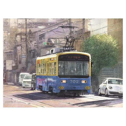 372-路面電車