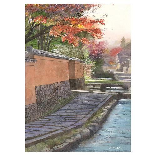 30-京都上賀茂の風景b