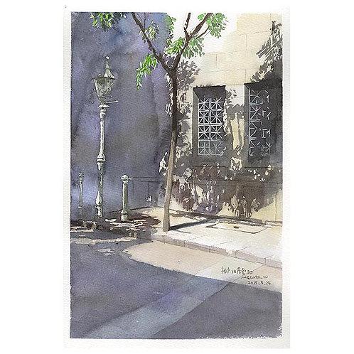 1022-神戸旧居留地・光と影