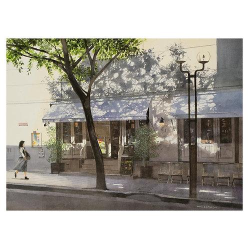 226-神戸旧居留地の風景
