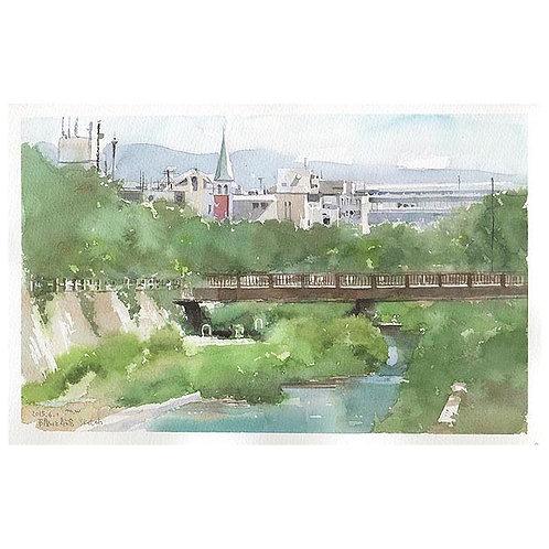1024-芦屋川風景2