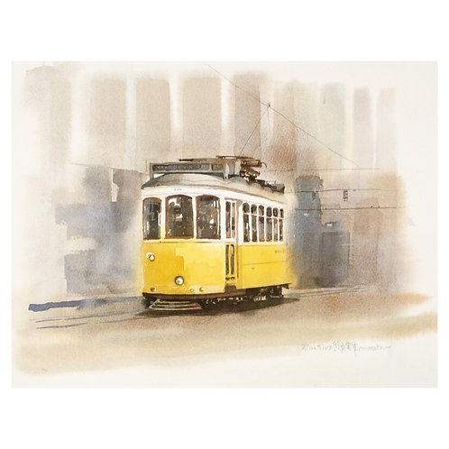 517-ポルトガルの路面電車