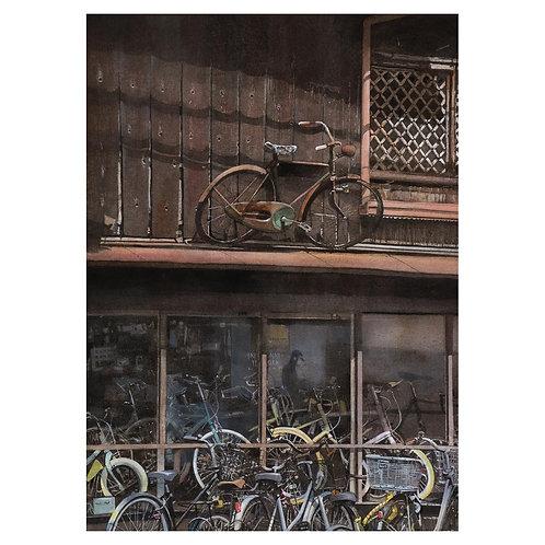 239-自転車店