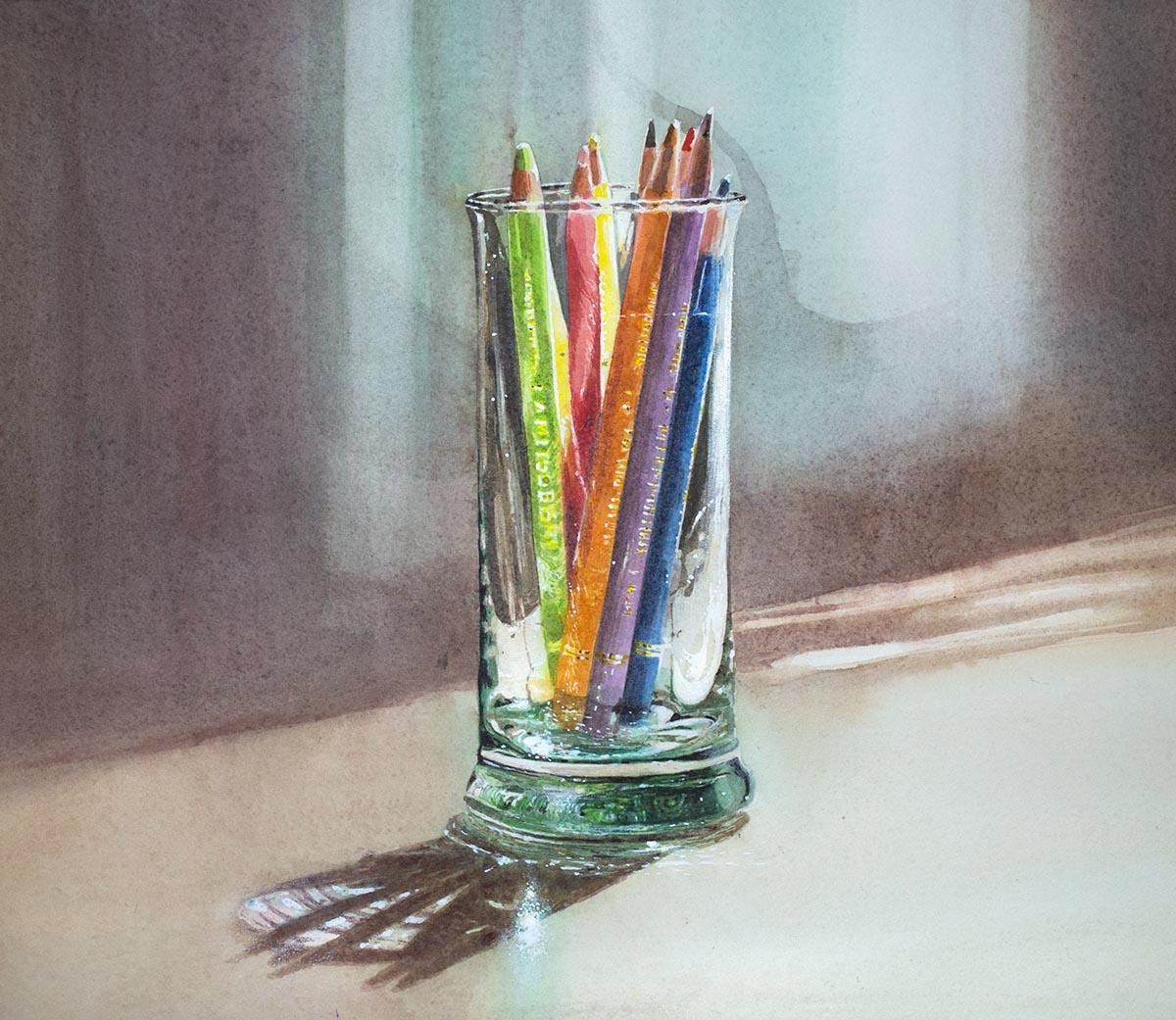 2020-色鉛筆