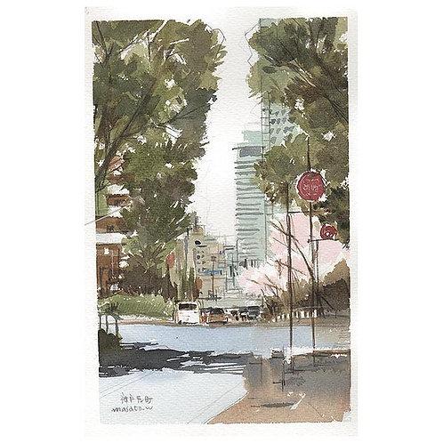 1018-神戸元町の春