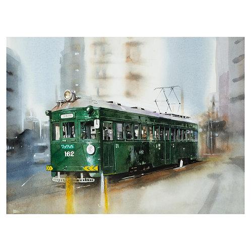 510-古い路面電車