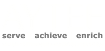 AYTEF Logo Full - WHT GRY - NO Backgroun