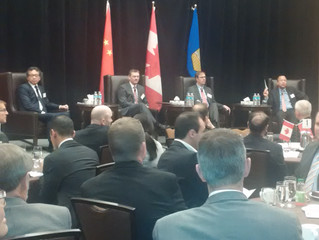 Canada China Business Council Panel Discussion