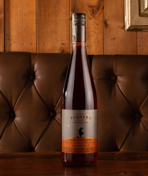 Vino Morande rose pinot noir  Chile 2015 Botella (750 ml)