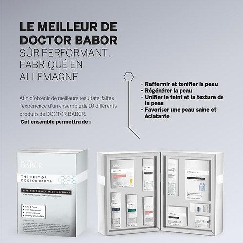 Babor- Vos 10 meilleur de DOCTOR BABOR