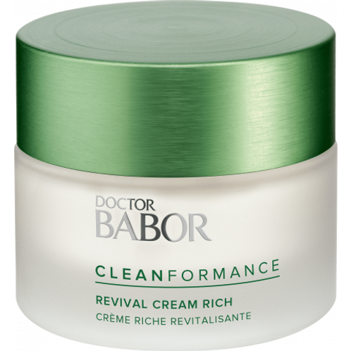 Babor- Revival Cream Rich Cleanformance