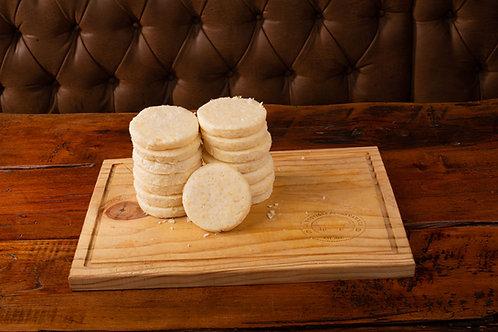 Arepa queso paquete  15 unidades