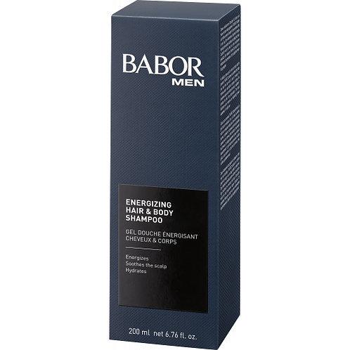 Babor- Gel douche énergisant pour le corps et les cheveux