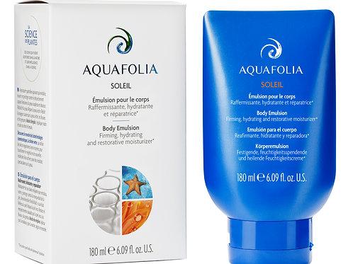 Aquafolia- Émulsion pour le Corps- Concept Aquafolia SOLEIL