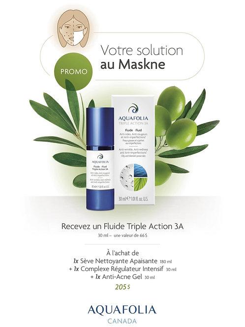 Aquafolia- Promo Maskne