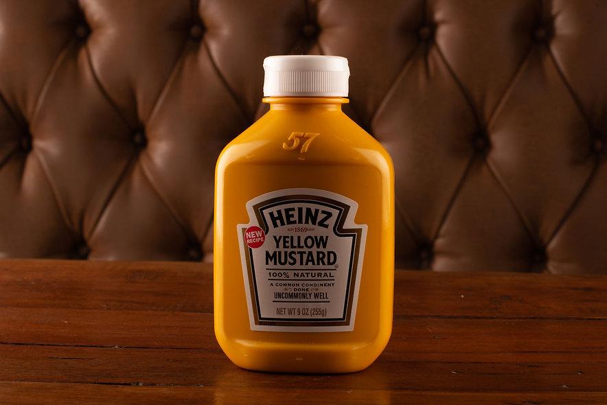 Mostaza Heinz (255gr)