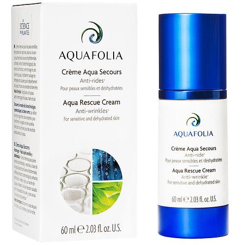 Aquafolia- Crème Aqua Secours- Concept Aqua Secours