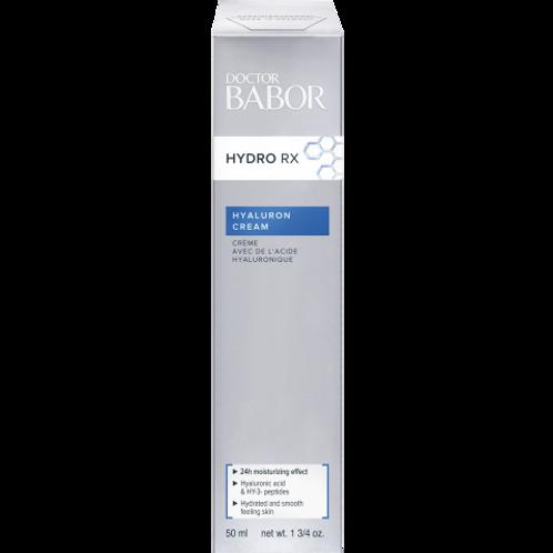 Babor- Hydro Rx Crème avec de l'acide hyaluronique