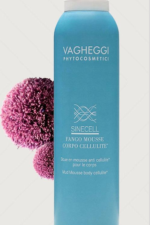 Vagheggi- Boue en mousse anti-cellulite-Sinecell