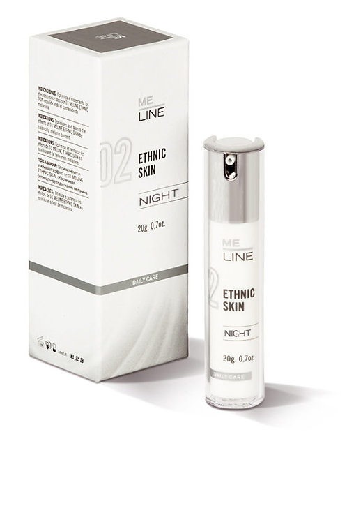 ME LINE- Crème de nuit- Peau ethnic