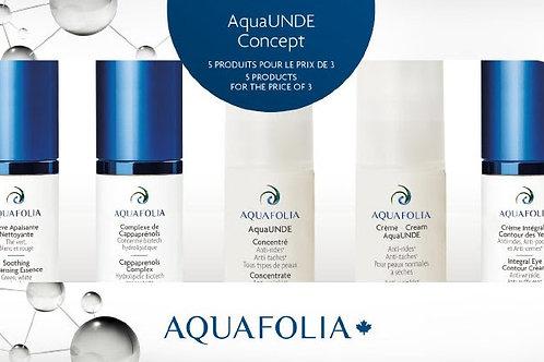 Coffret Aqua UNDE