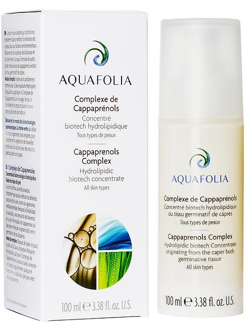 Aquafolia- Complexe de Cappaprénols- Concept AquaNUTRIA